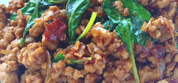 Eat like Thai – popular simple Thai dishes for everyday meal